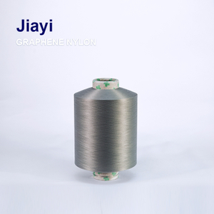 Multi-functional Nylon Based Graphene Yarn